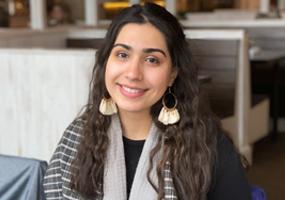 Co-op Student Fatima Khan