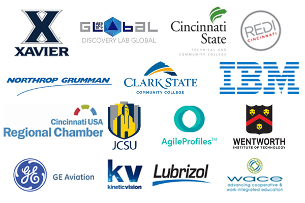 Collection of NEXT Partner logos